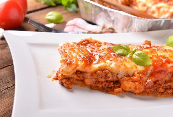 Pravé talianske lasagne |