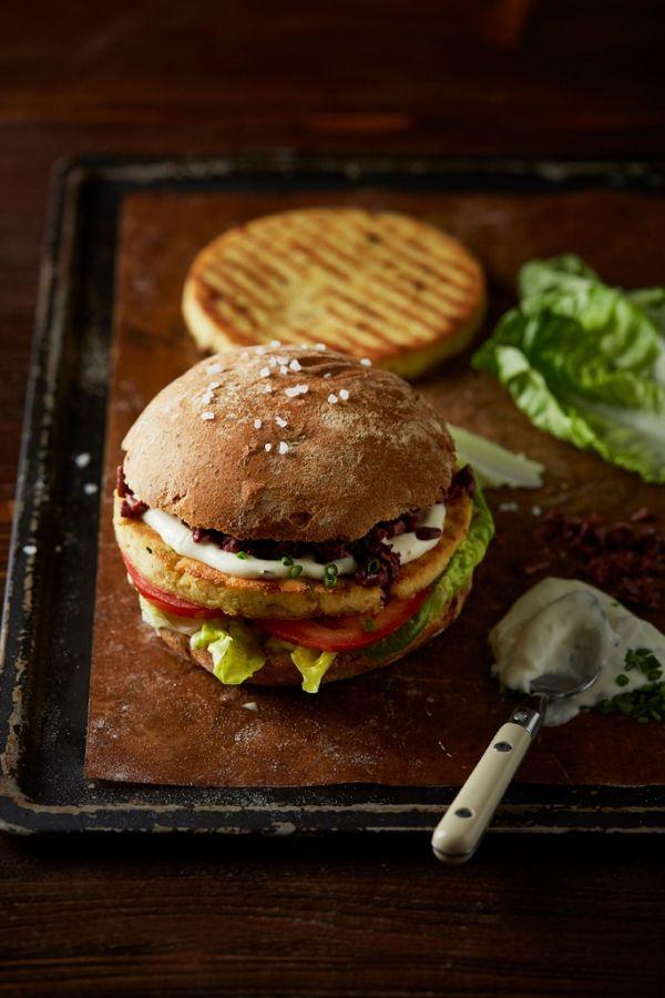 Tofu burger |
