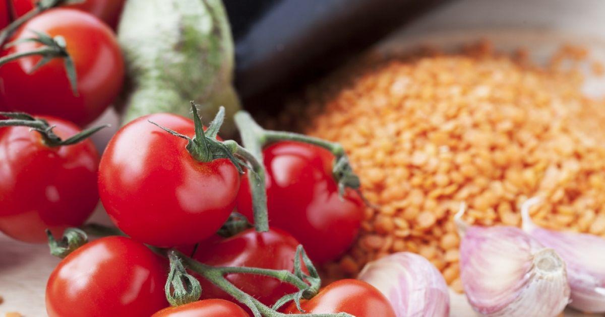 Šošovica s paradajkami, fotogaléria 1 / 1.