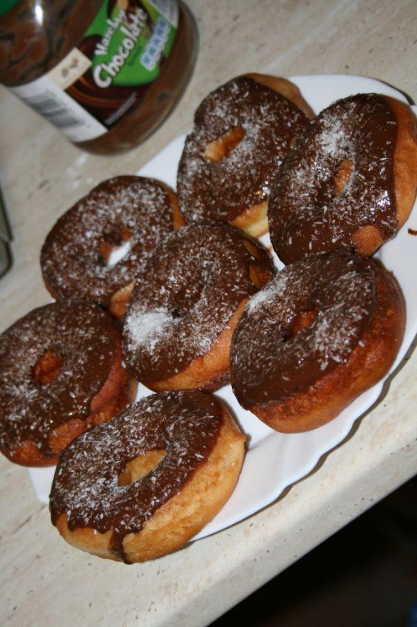 Donuts  šišky |