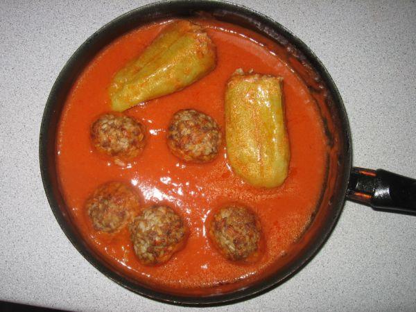 Plnená paprika |