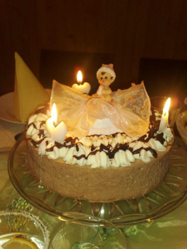 Šľahačková jemná torta |