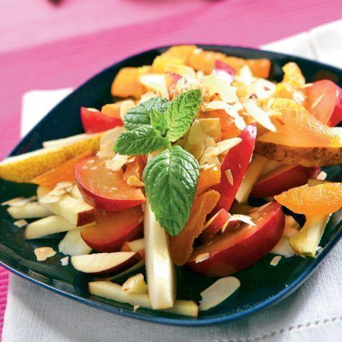 Miešaný ovocný šalát |