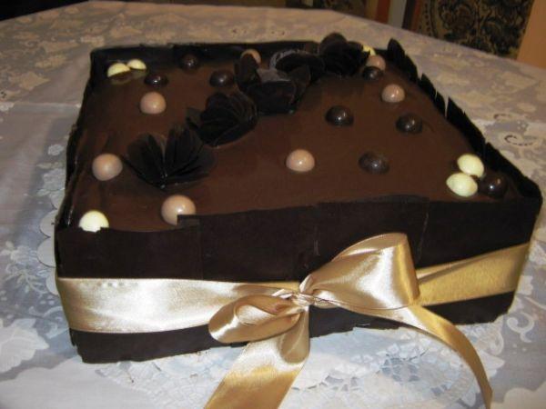 Čokoládová torta |