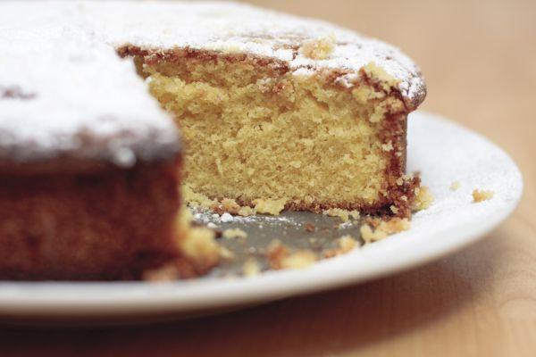 Lahodný citrónový koláč |