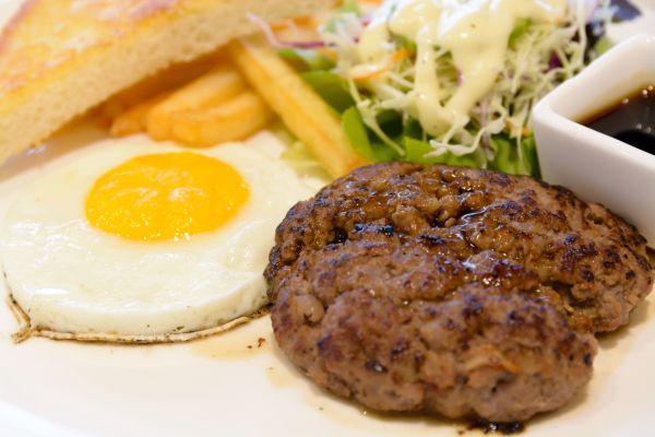Škrabaný biftek z hovädziny  