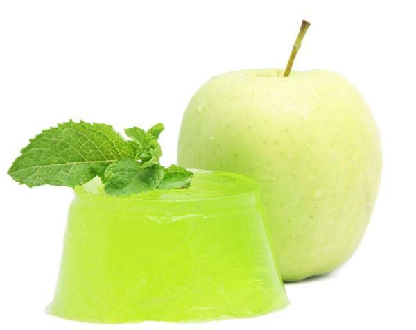 Jablkové želé |