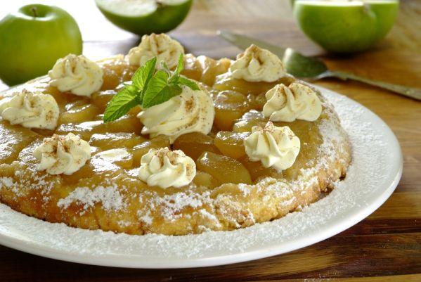 Jablkový Tarte Tatin |