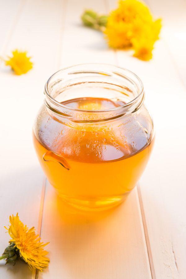 Púpavový med |