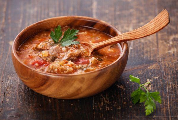 Charčo polievka  