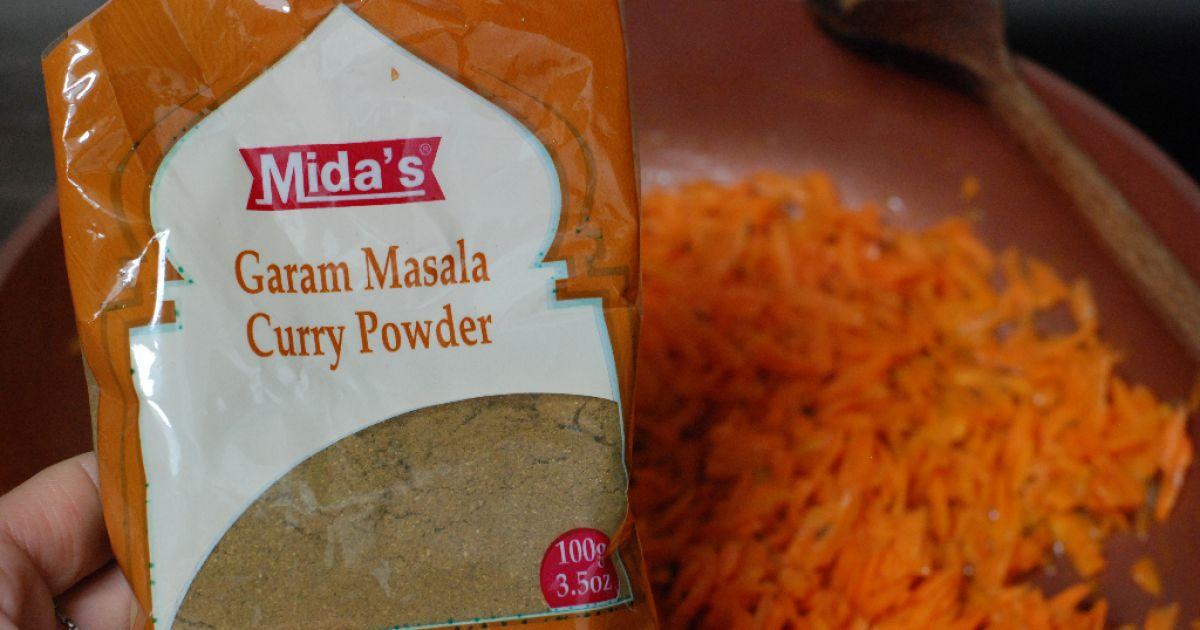 Mrkvová paratha- indické mrkvové placky, fotogaléria 8 ...