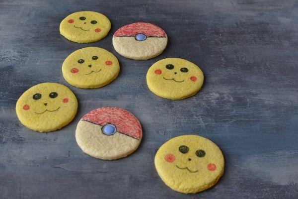 Sušienky Pokémon  