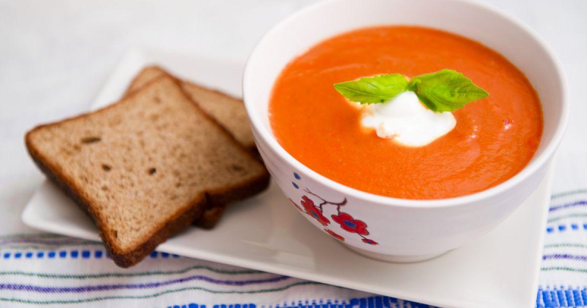 Montrealská paradajková polievka, fotogaléria 1 / 1.