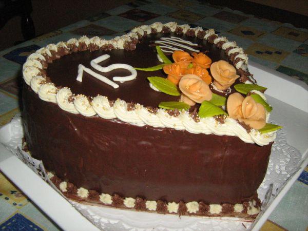 Recepty od Starej mamy: Čokoládová torta |