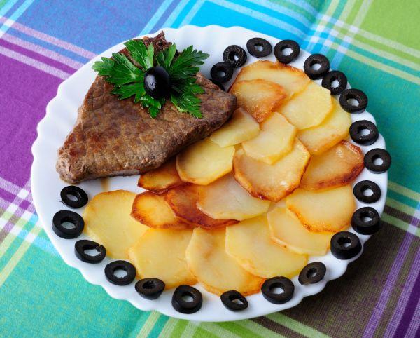 Teľací steak |