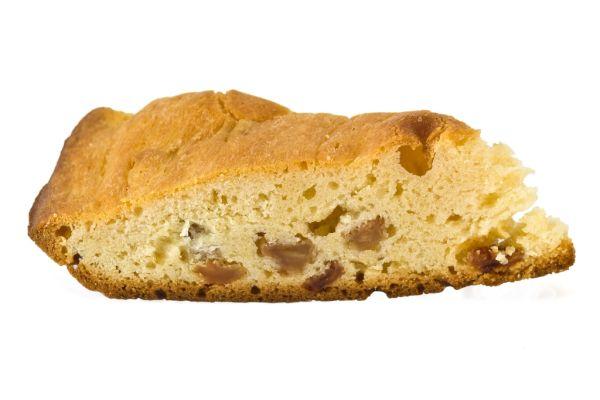 Jednoduchý hrozienkový koláč |