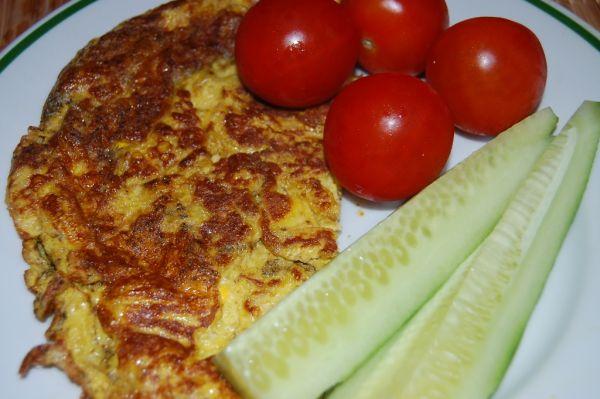 Provensálska omeleta |