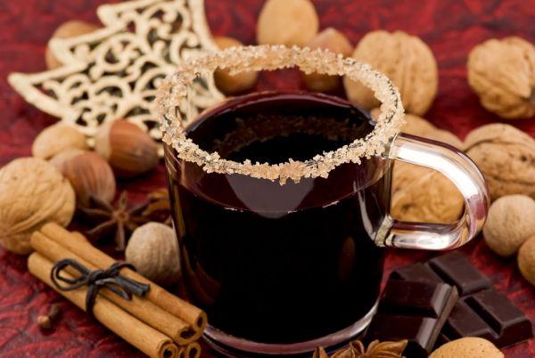 Varené víno s čokoládou |
