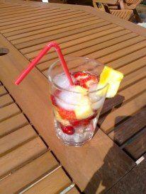 Ľadový drink Tom Colins |