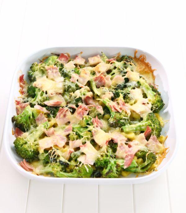 Kuracie kúsky s brokolicou  