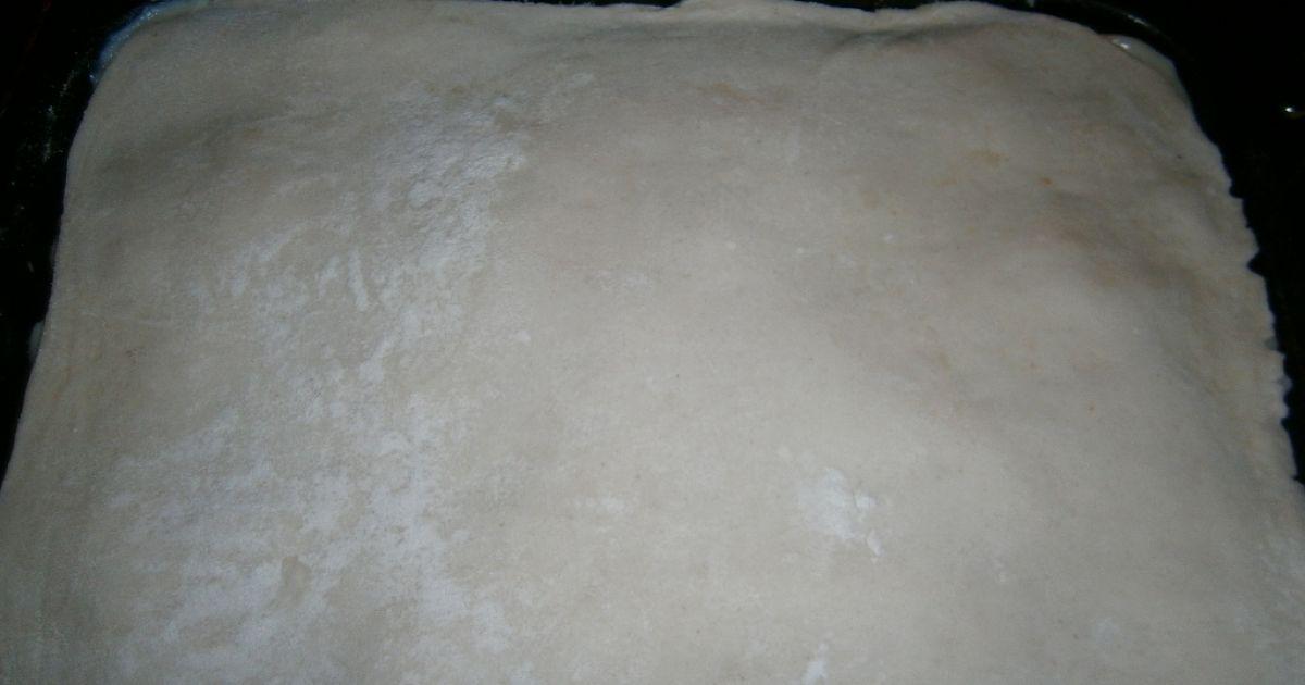 Jablkový koláč s pudingom, fotogaléria 6 / 9.