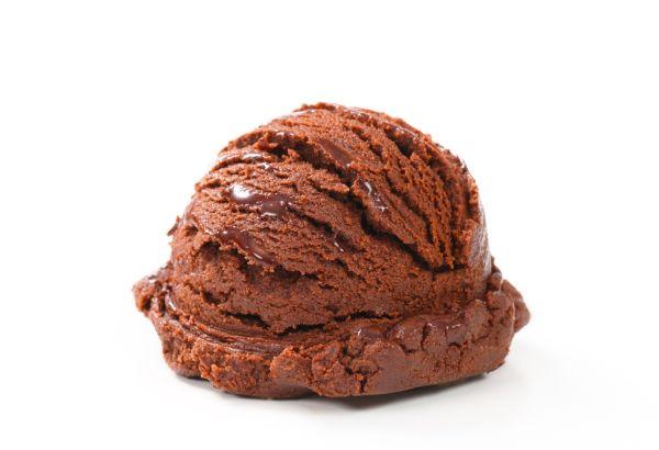 Čokoládová zmrzlina pre diabetikov |
