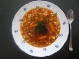 Zimná mrkvová polievka