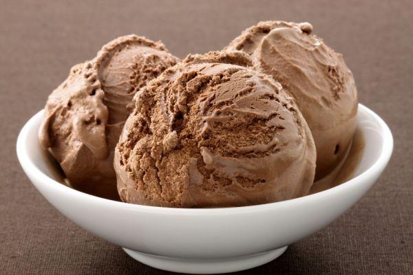 Kakaová domáca zmrzlina |