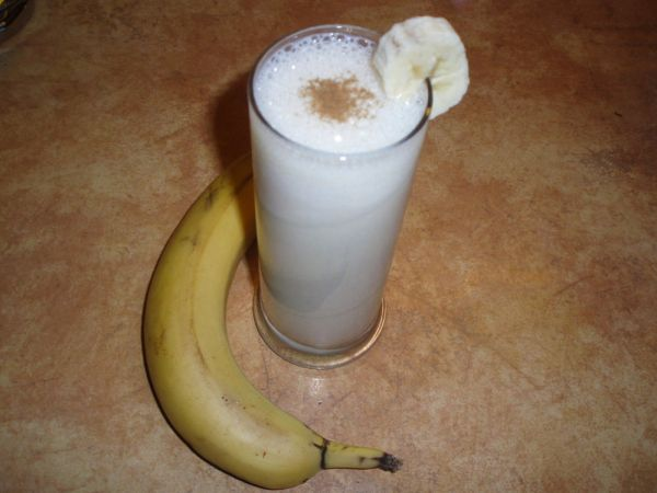 Banánový kokteil |