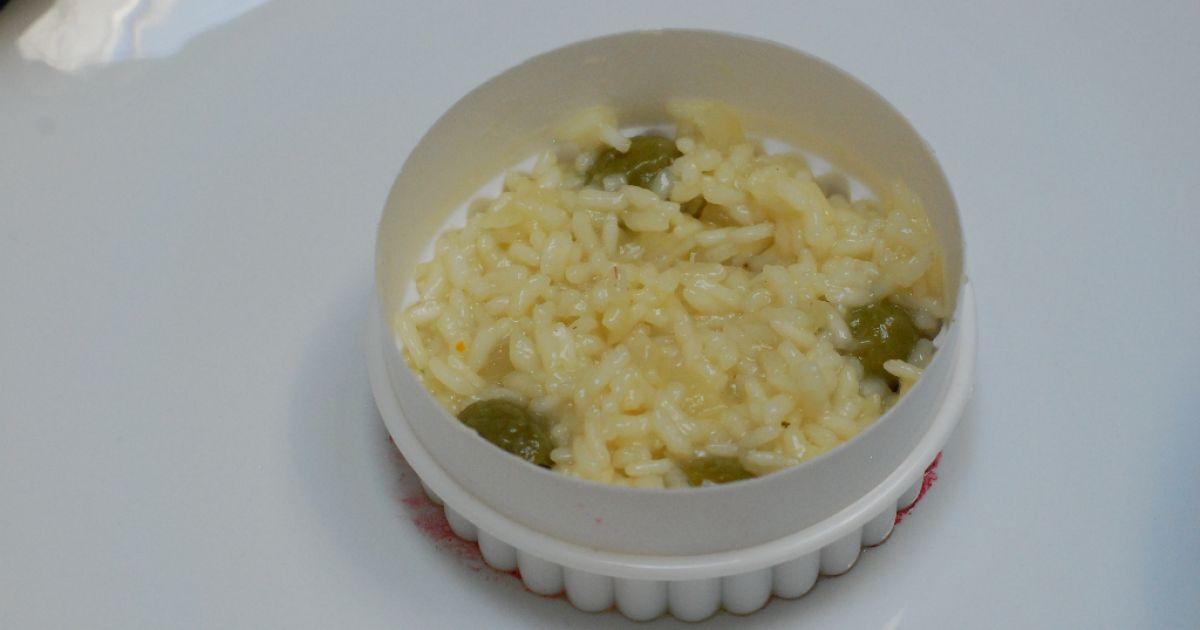 Prekladané rizoto s marinovanou cviklou, fotogaléria 12 ...