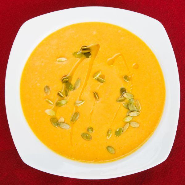 Mexická polievka so zázvorom |