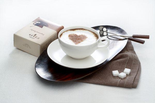 Cappuccino ako z talianskej kaviarne |