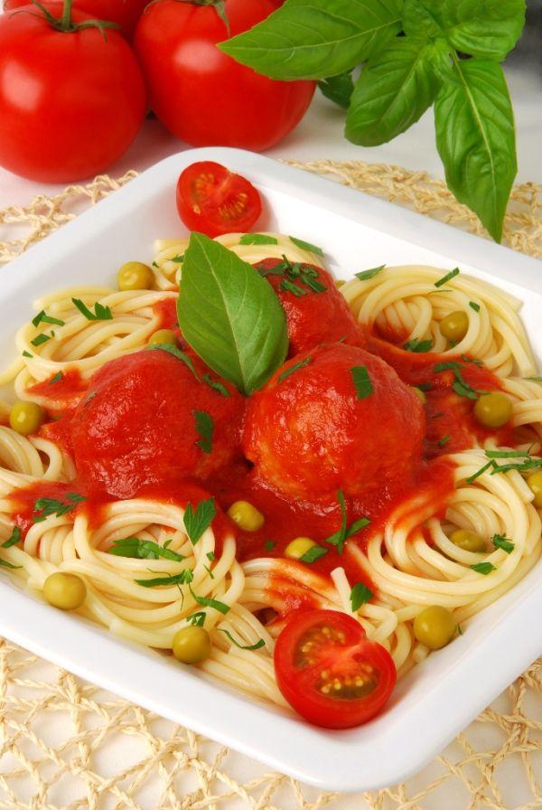 Boloňské špagety pre vegetariánov |