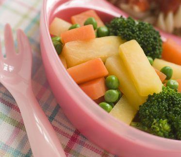 Kuracinka so zeleninou |