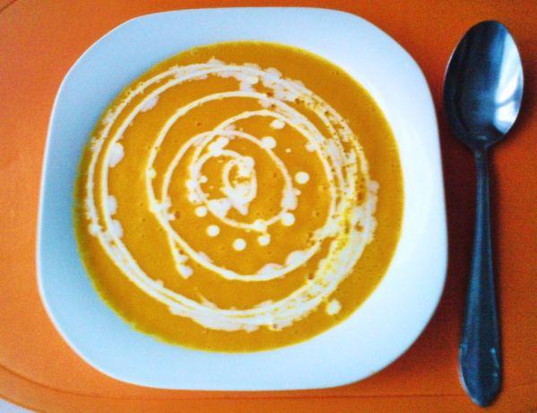 Hokkaidó polievka s chilli korením |