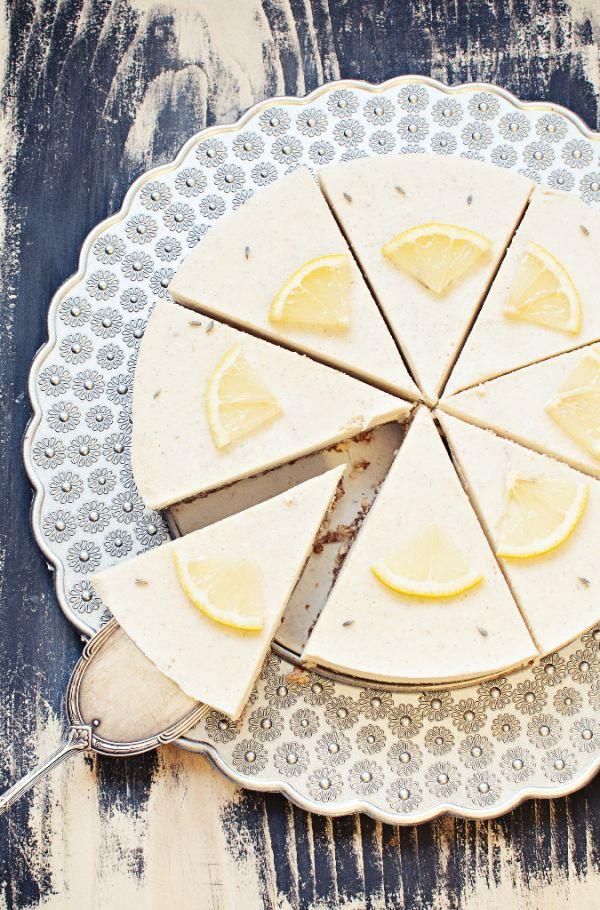 Mandľovo-citrónová torta |