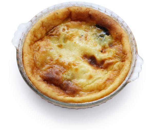 Slivkový koláč  Far Breton |