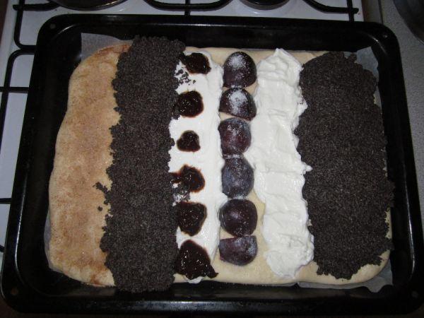 Kysnutý štedrý koláč |