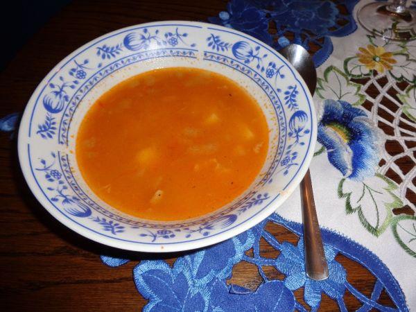 Rýchla fazuľová polievka |