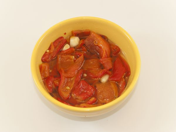 Paprika v oleji |