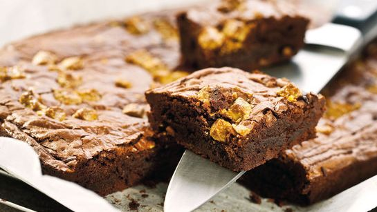 Čokoládové brownies |