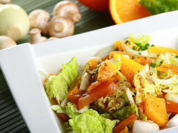 Salát Chuť orientu  Recepty na každý den