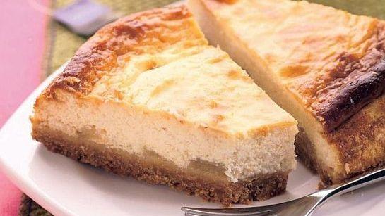 Hruškovo-zázvorový koláč |