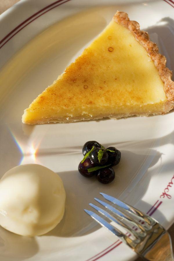 Francúzsky citrónový koláč |
