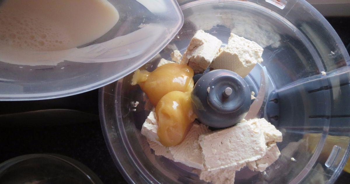 Nepečený makovo-tofu koláč, fotogaléria 4 / 8.