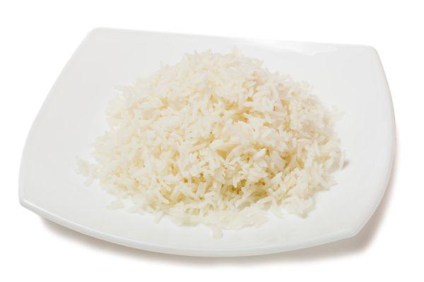 Ryža varená v pare |