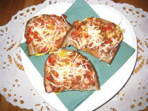 Pizza chlebík |