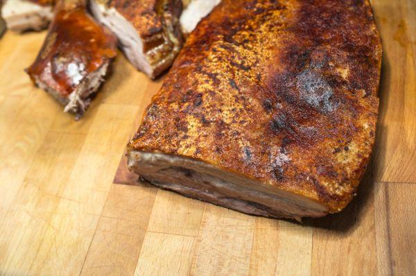 Bravčové mäso po sedliacky |