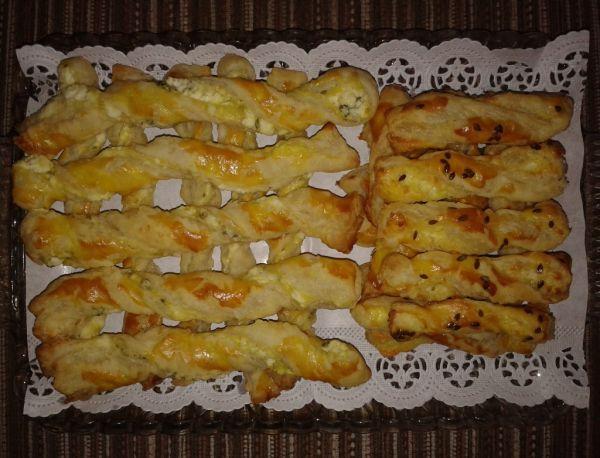 Tyčinky s Nivou alebo s údeným syrom |