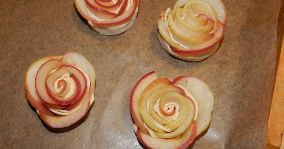 Jablkové ružičky, fotogaléria 9 / 10.